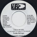 Freddie McGregor / I See It In You