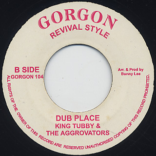Horace Andy / Quiet Place back