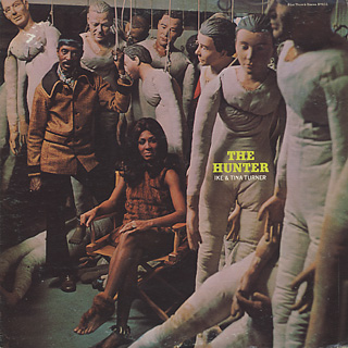 Ike & Tina Turner / The Hunter front
