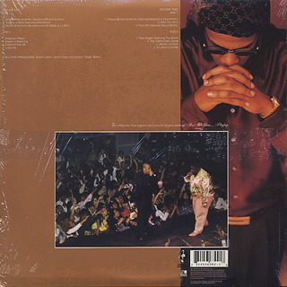 Jay-Z / In My Lifetime, vol.1 back