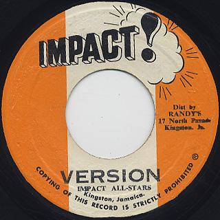 Jimmy London / A Little Love back