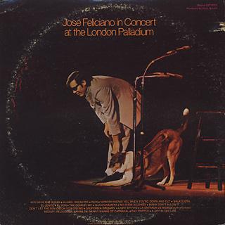Jose Feliciano / Alive Alive-O! / José Feliciano In Concert At The London Palladium back