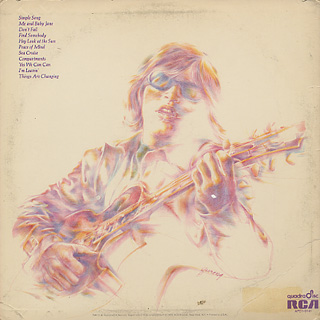 Jose Feliciano / Compartments back