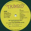 KC And The Sunshine Band / I'm Your Boogie Man