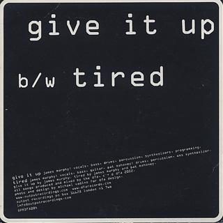 LCD Soundsystem / Give It Up (7