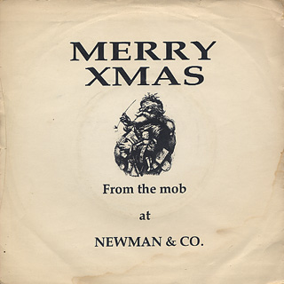 Lee Perry featuring Sandra Robinson / Merry Christmas, Happy New Year back