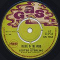 Lester Sterling / Reggie In The Wind