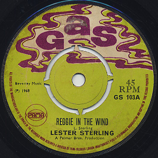 Lester Sterling / Reggie In The Wind