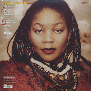 Letta Mbulu / In The Music The Village Never Ends back