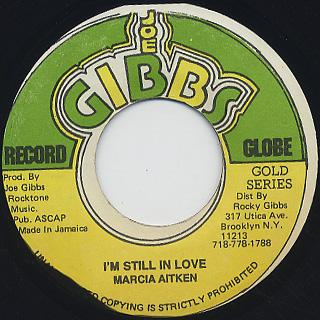 Marcia Aitken / I'm Still In Love