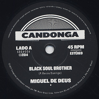 Miguel De Deus / Black Soul Brother