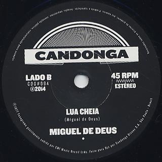 Miguel De Deus / Black Soul Brother back
