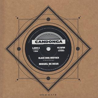 Miguel De Deus / Black Soul Brother label