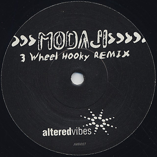 Modaji / 3 Wheel Hooky Remix