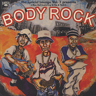 Mos Def Featuring Q-Tip & Tash / Body Rock
