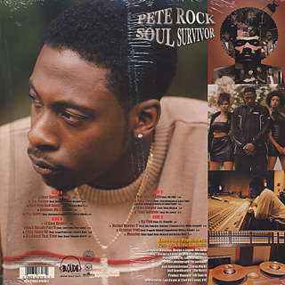 Pete Rock / Soul Survivor back