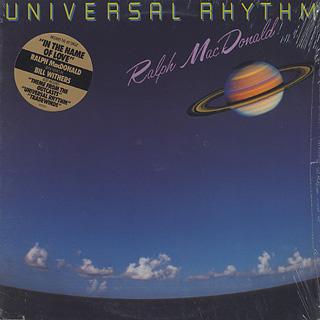 Ralph MacDonald / Universal Rhythm