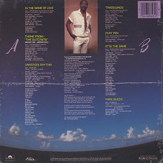 Ralph MacDonald / Universal Rhythm back