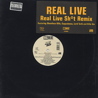 Real Live / Real Live Sh*t (Remix) / Pop The Trunk