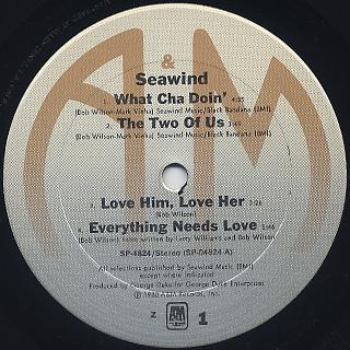 Seawind / Seawind label