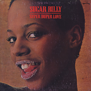 Sugar Billy / Super Duper Love front