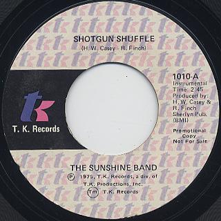 Sunshine Band / Shotgun Shuffle
