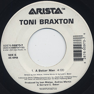 Toni Braxton / Hit The Freeway back