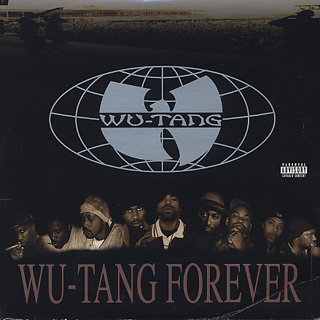 Wu-Tang Clan / Wu-Tang Forever front