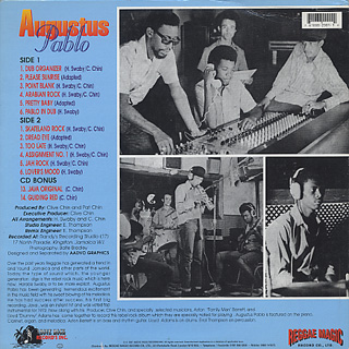 Augustus Pablo / This Is Augustus Pablo back