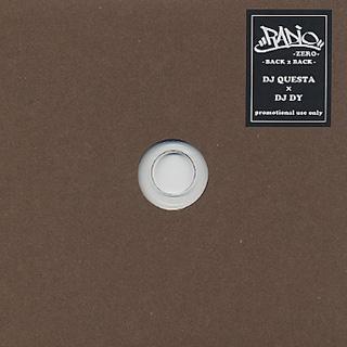 DJ Questa & DJ Dy / Radio Zero