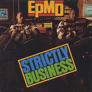 Epmd Strictly Business Lp Fresh 中古レコード通販 大阪 Root