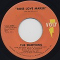 Emotions / Show Me How c/w Boss love Maker