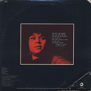 Etta James / S.T. back