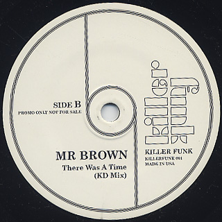 Fella Cutie / Water No Get Enemy c/w Mr. Brown / There Was A Time back