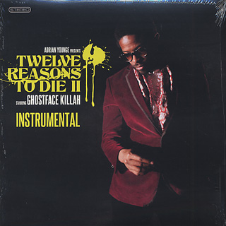 Ghostface Killah, Adrian Younge / Twelve Reasons To Die II(Instrumental)