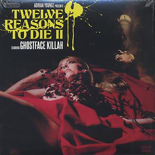 Ghostface Killah Twelve Reasons To Die Ii Lp Linear
