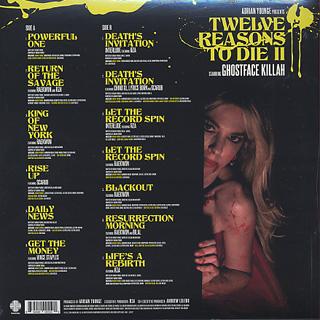 Ghostface Killah / Twelve Reasons To Die II back