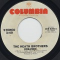 Heath Brothers / Dreamin' c/w No More Weary Blues