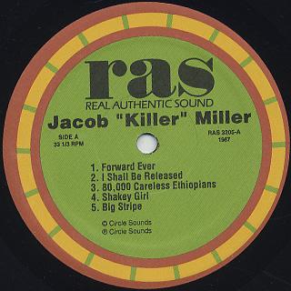 Jacob Miller / Jacob