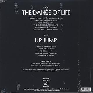 James Mason / The Dance Of Life back