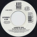 Lauryn Hill / Ex-Factor c/w When It Hurts So Bad