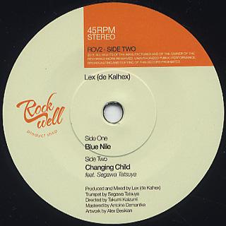 Lex(de kalhex) / Blue Nile label