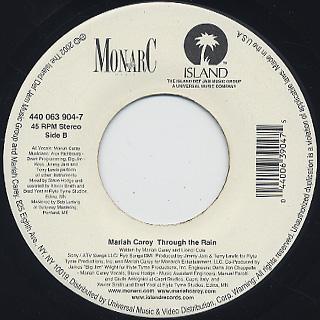 Mariah Carey / Through The Rain (7