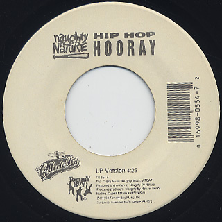 Naughty By Nature / Hip Hop Hooray (7