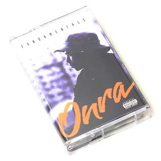 Onra / Fundamentals (Cassette)