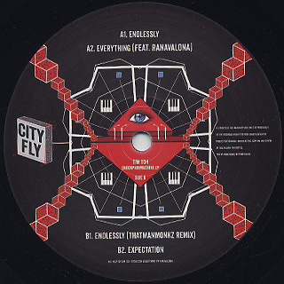 Tim Toh / Endorphinmachine EP front