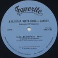 V.A. / Brazilian Disco Boogie Sounds: Extended 12