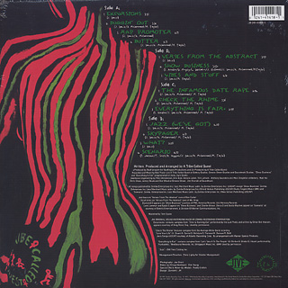 A Tribe Called Quest / The Low End Theory back