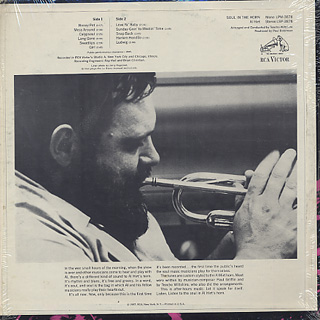 Al Hirt / Soul In The Horn back