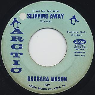 Barbara Mason / Slipping Away (7